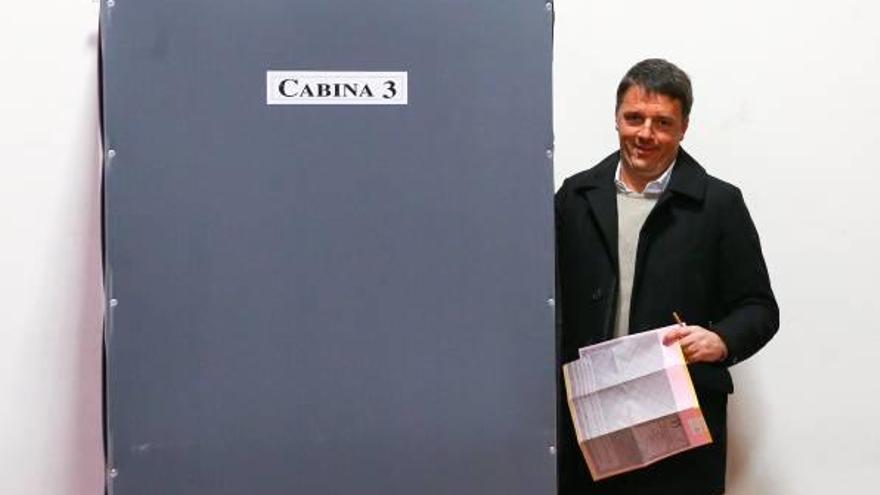 Renzi anuncia que dimiteix i que el Partit Democràtic serà a l'oposició