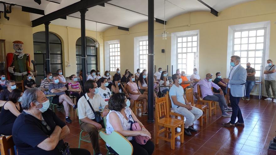 La escuela profesional dual de Plasencia cuenta con 45 alumnos y 10 profesionales
