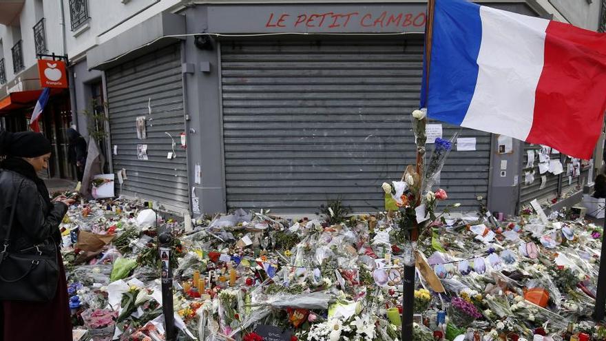 Las víctimas del Bataclan no olvidan cinco años después