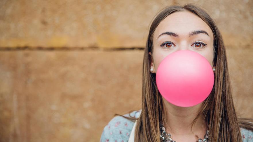 Los beneficios para la salud de masticar chicle