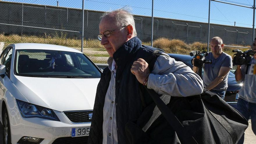 La prisión de Soto del Real aprueba conceder la semilibertad a Rodrigo Rato