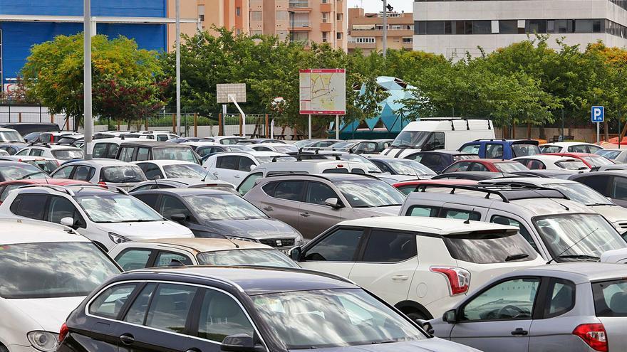 La matriculación de vehículos en Ibiza y Formentera es un 31% inferior a la de 2019