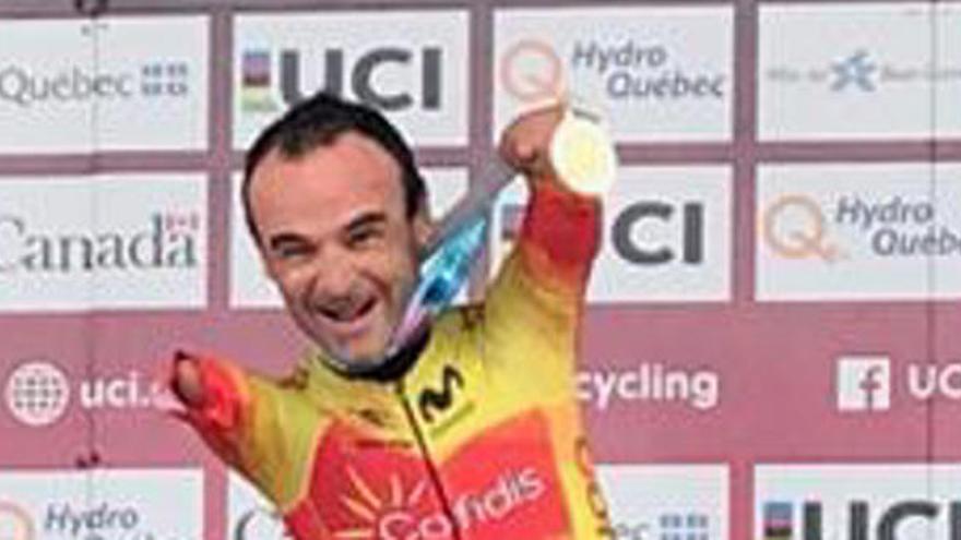 Nueva medalla de oro para Ricardo Ten