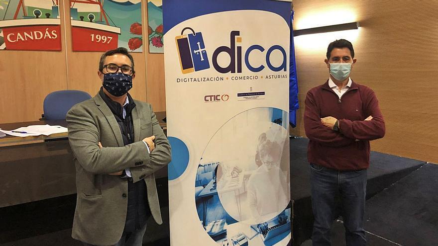 """Carreño impulsa la digitalización del comercio local: """"el coronavirus ha cambiado los hábitos de los clientes"""""""