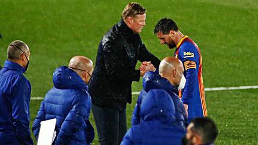 El Barça afronta un Gamper doble en un diumenge en què Messi donarà la seva versió del comiat