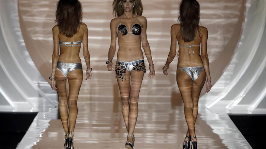 Ana Locking, la más guerrera de la Madrid Fashion Week