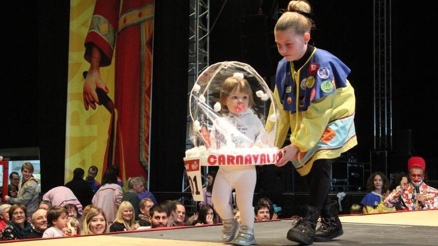 Més de 70 candidats participen en el concurs de disfresses infantils de Solsona