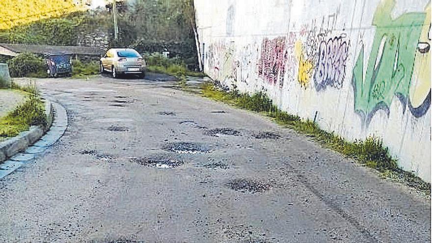 Afectados por la AP-9 urgen los proyectos de reposición y pantallas antirruido en Chapela