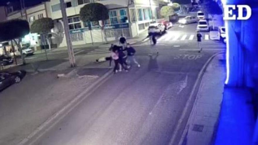A prisión tres de los 7 futbolistas detenidos por dar palizas y grabarlas en Canarias
