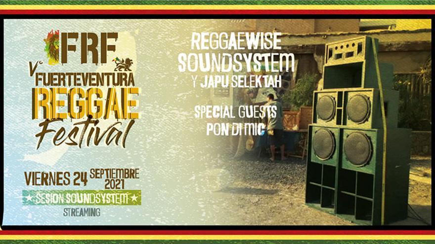 V Fuerteventura Reggae Festival 2021 - Online