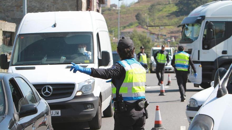 Unas 600 personas identificadas y tramitadas 28 denuncias en controles por la covid en 23 ayuntamientos