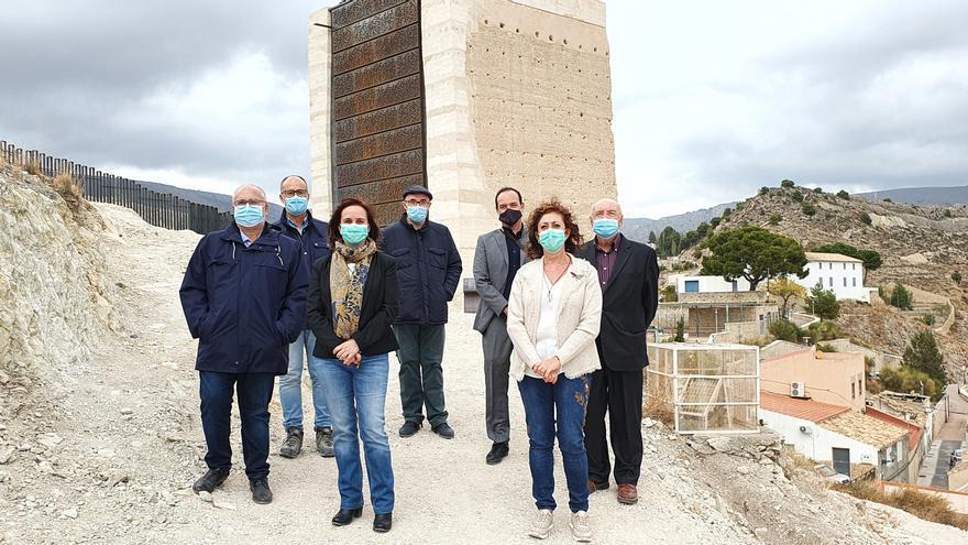 Xixona concluye la reforma del castillo y recupera elementos que estaban desaparecidos o con un grave deterioro