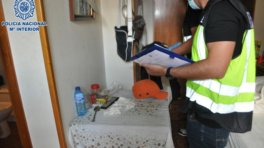 Detenido un delincuente habitual por cometer cuatro robos con fuerza en comercios del Coso Alto en Huesca