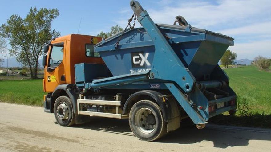 Cañet Xirgu, especialistes  en gestió de residus
