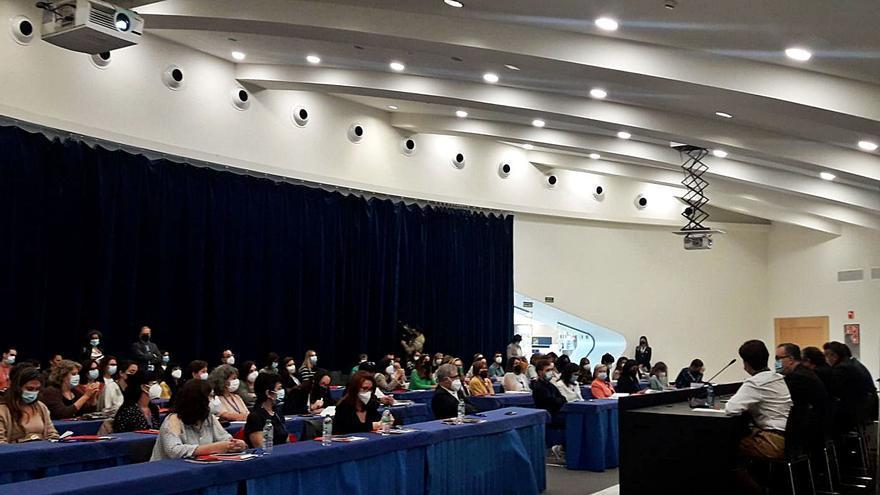 Un centenar de especialistas en el Congreso nacional de enfermería hematológica