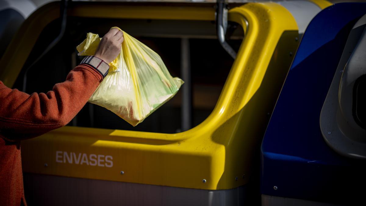 Los ciudadanos de Illes Balears usaron el contenedor amarillo un 9% más