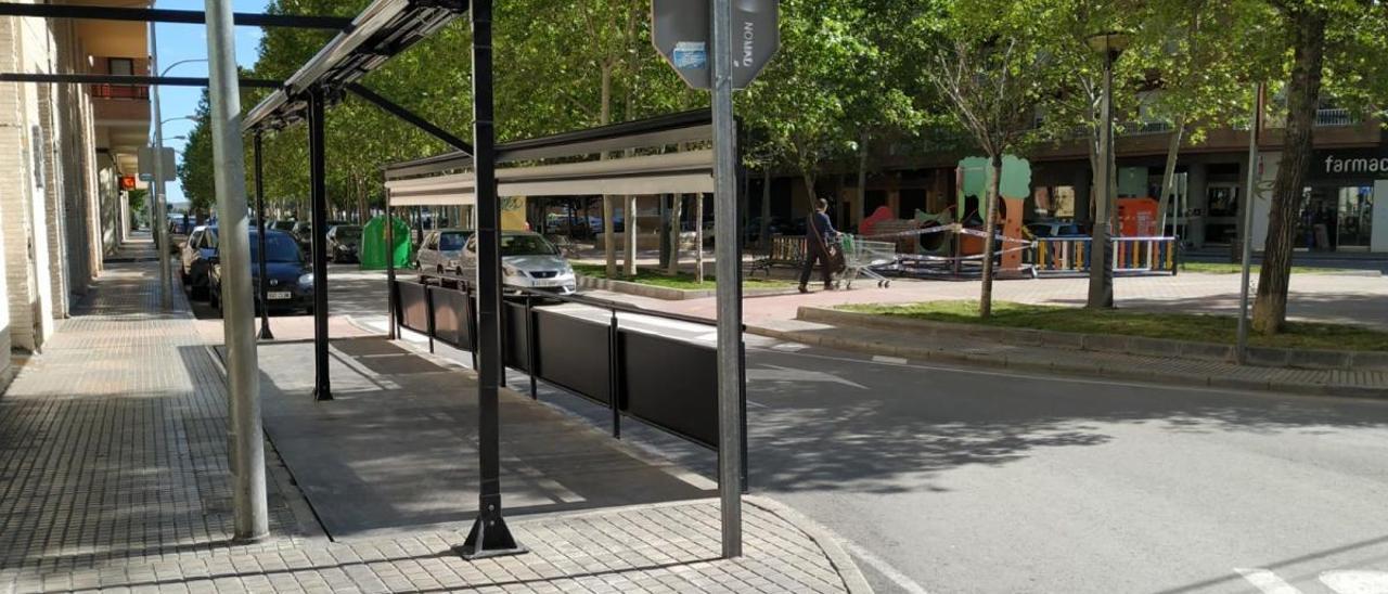 Villena permitirá terrazas más amplias y mesas en la zona azul para la desescalada del Covid-19