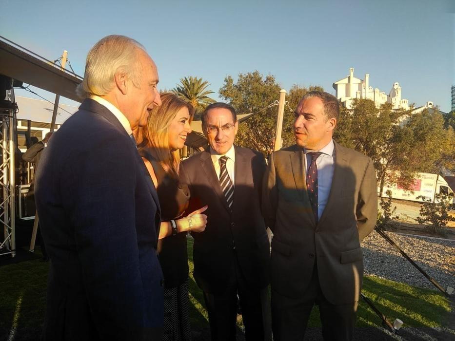 Primera piedra del hotel Four Seasons en Marbella