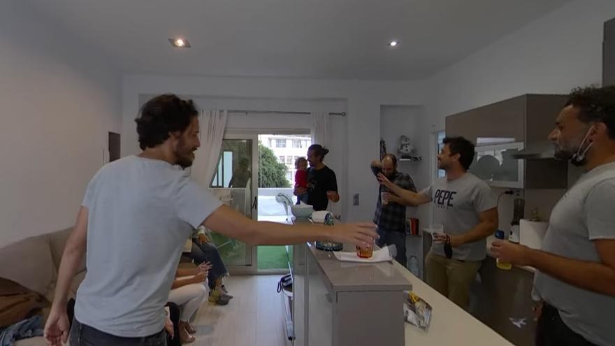 Canarias crea una experiencia de realidad virtual para vivir cómo es estar enfermo de covid