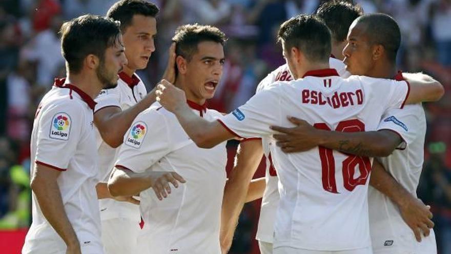 Ben Yedder guía al Sevilla