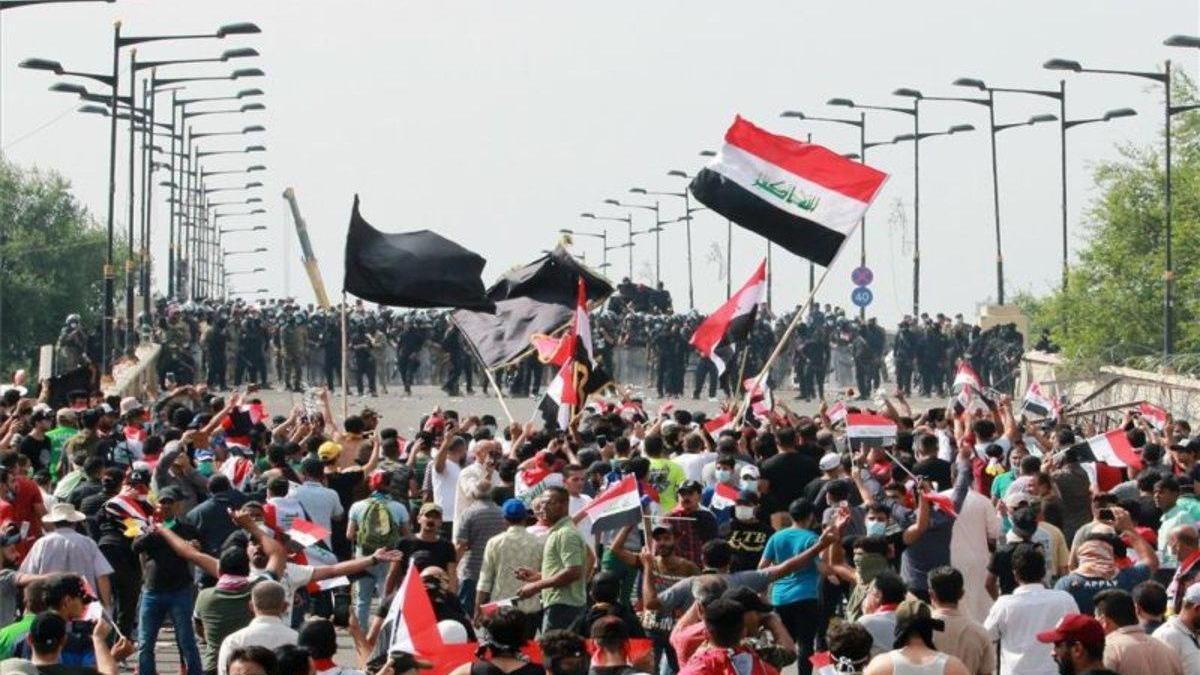 Protestas sociales en Irak han dejado 560 muertos, según cifras oficiales
