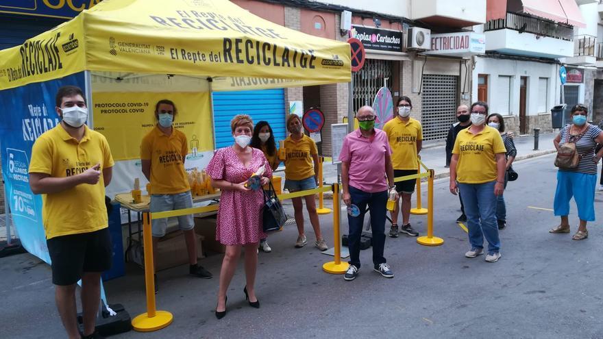 Jornadas «Sant Joan Recicla» y otras actividades sostenibles en Sant Joan d'Alacant