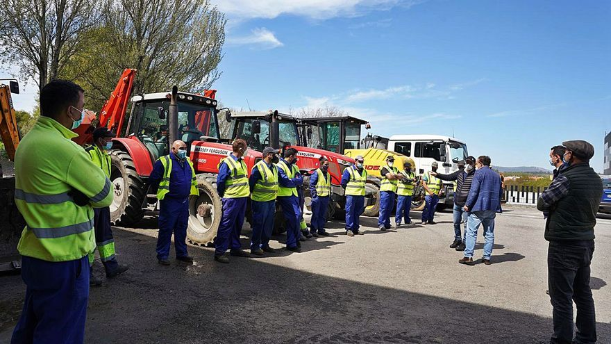 La brigada de obras intervendrá en el rural o en zonas verdes urbanas