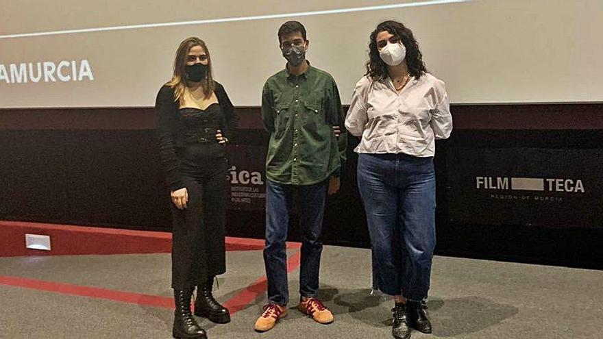 Carlos Saiz gana el CreaMurcia audiovisual con 'La hoguera'
