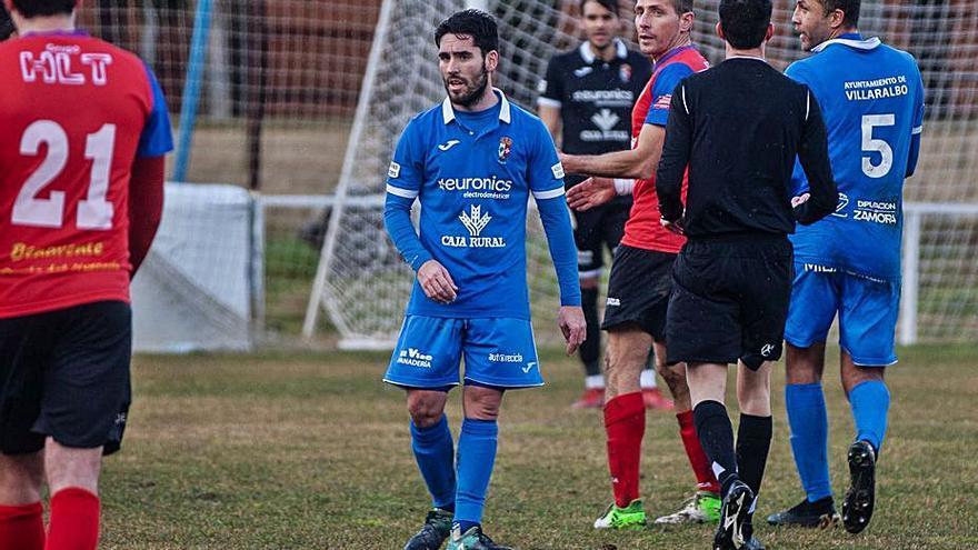 El CD Villaralbo juega un amistoso con La Cistérniga