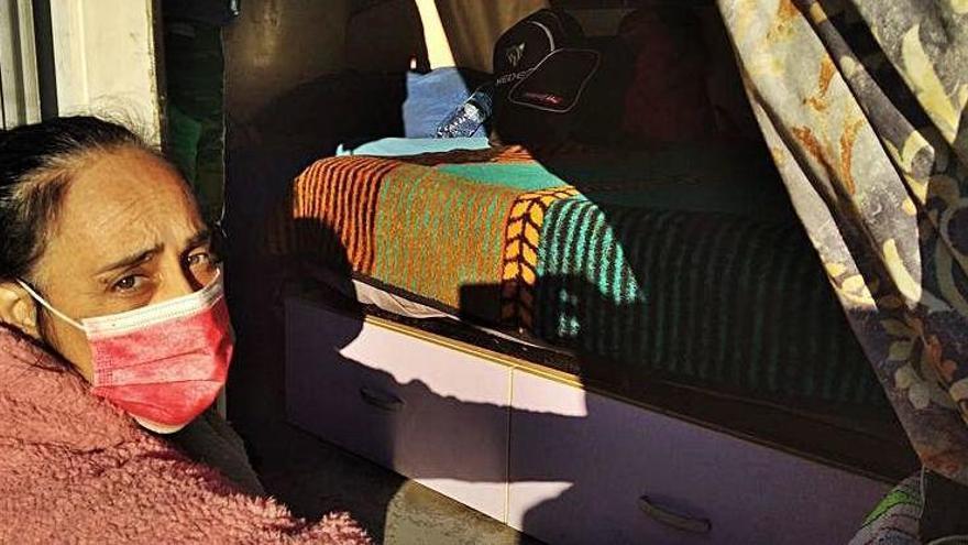 Tres meses viviendo en una furgoneta