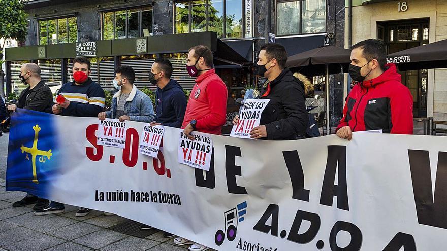 Los músicos de las orquestas asturianas piden un plan de rescate