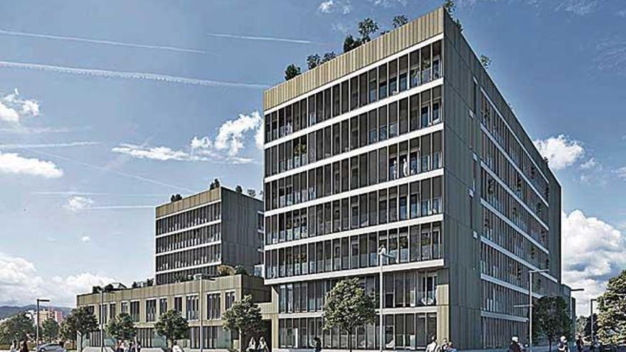 Cort otorga las licencias para construir cerca de 200 viviendas en Nou Llevant