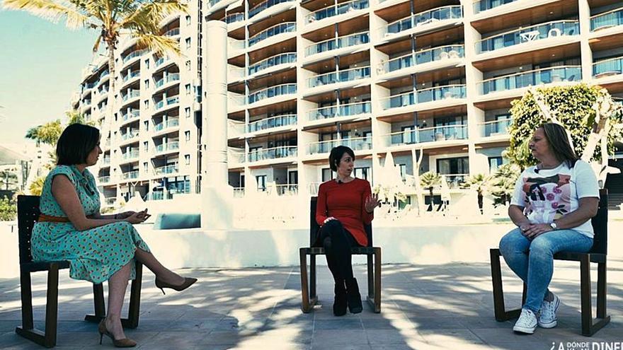 '¿A dónde va mi dinero?' recibe el premio Iris de la Academia de la Televisión