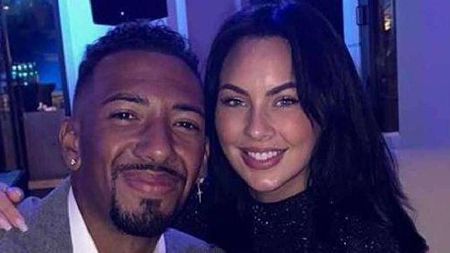 Hallan muerta a la ex novia de Boateng días después de su ruptura