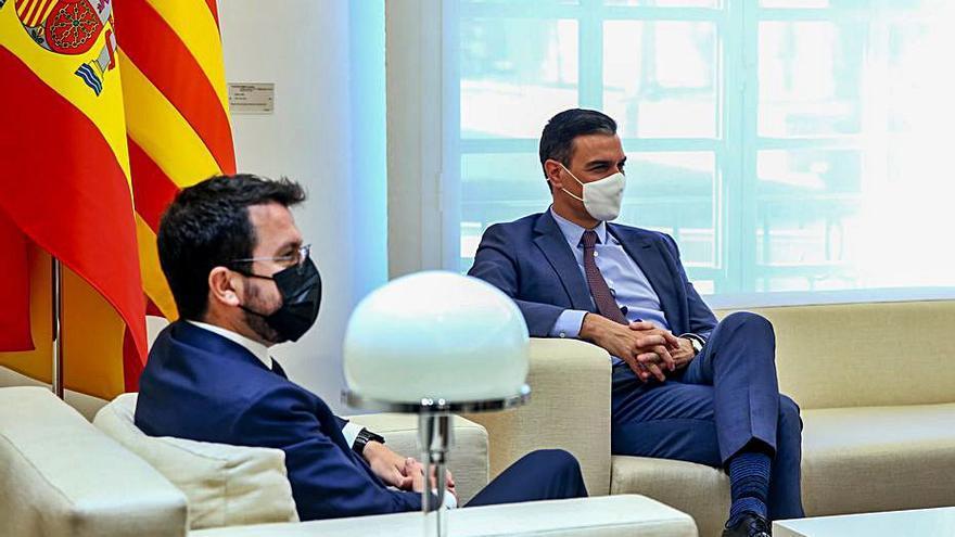 Catalunya demanarà 56 traspassos, entre ells el Prat, a la bilateral d'avui