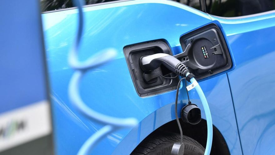 Ayudas de hasta 7.000 euros desde hoy para comprar vehículo eléctrico