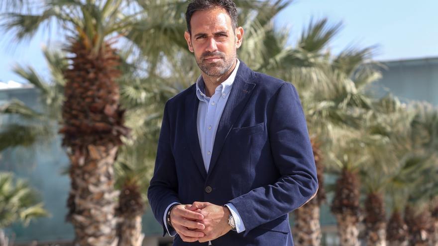 El malagueño Javier Frutos, presidente de la federación andaluza de hostelería