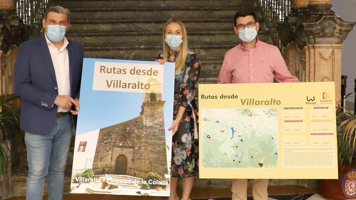 Presentación del programa 'Rutas desde Villaralto'