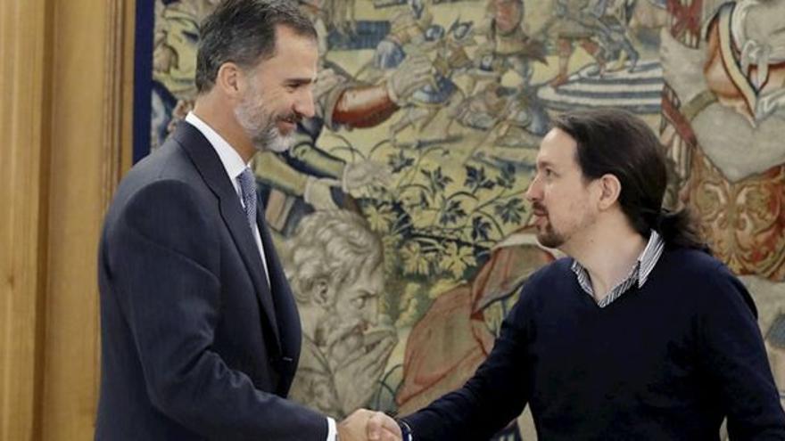 """Unidas Podemos, sobre el Discurso del Rey: """"mejor tontos que cómplices"""""""