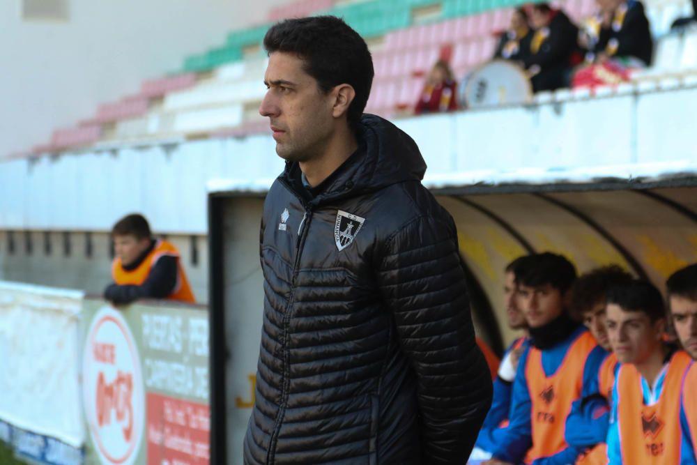 Sergio García sale al rescate del Zamora CF