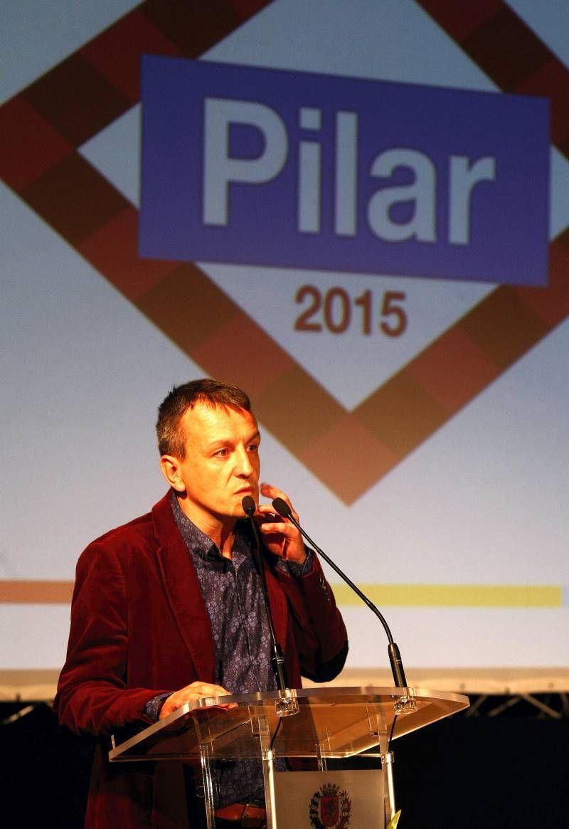 Presentación del programa de las Fiestas del Pilar