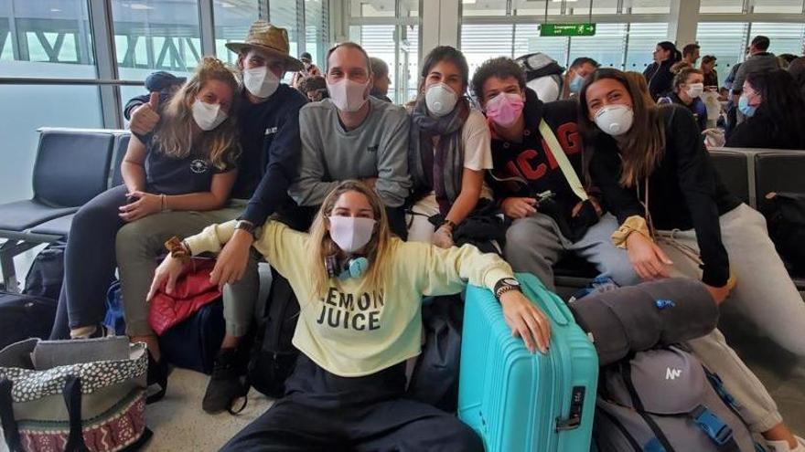 Volar de Australia a España en tiempos de coronavirus