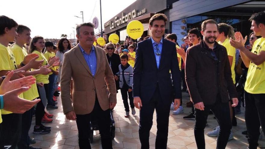 Xàbia homenajea a David Ferrer