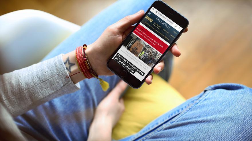 Accede a todo el contenido digital de FARO por menos de cuatro euros al mes