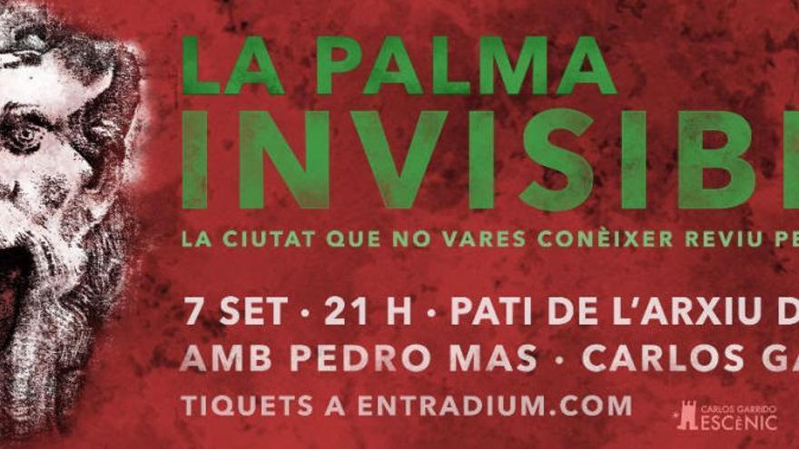 'La Palma invisible' propone un viaje a rincones de la ciudad ya desaparecidos