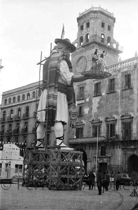 HOGUERAS 1965