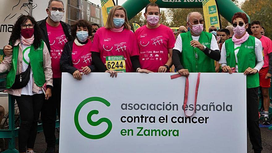 Autoridades unidas contra el cáncer