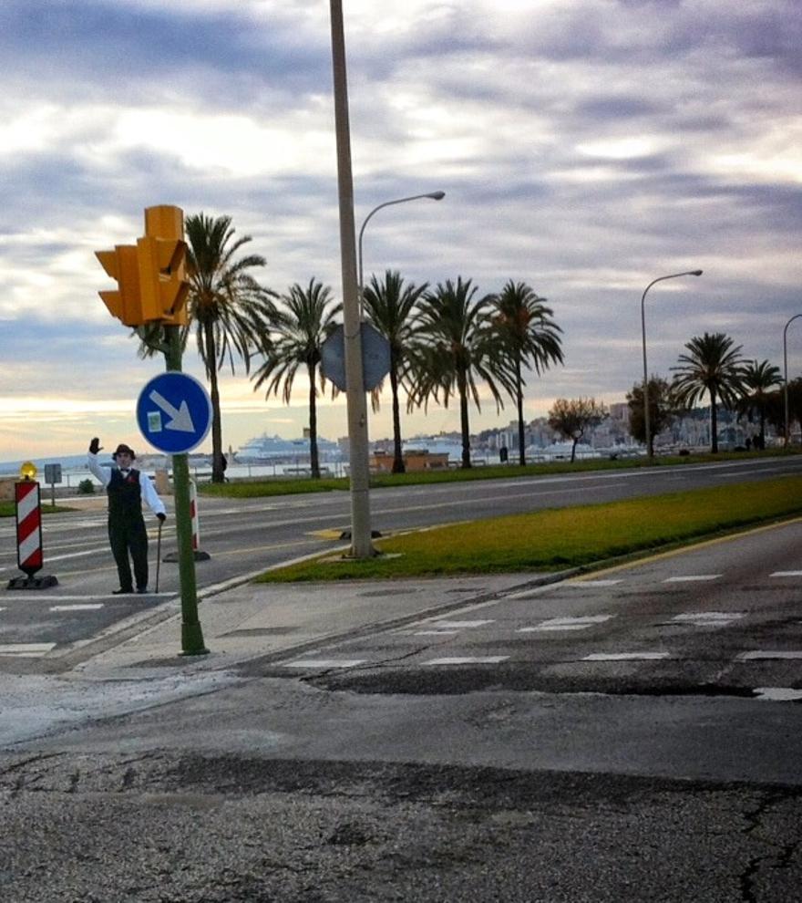 ENCUESTA    ¿Debe limitarse el aparcamiento en el centro de Palma?