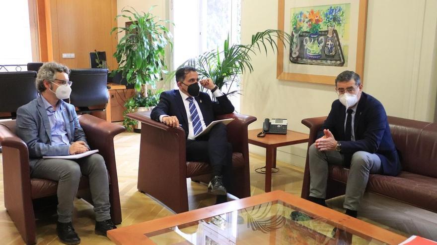 Murcia se plantea hacer gratuita la línea hacia el Campus de Ciencias de la Salud en El Palmar
