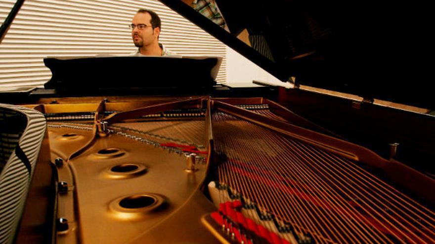 Jazz Otoño recibe al pianista Polo Ortí en el Teatro Guiniguada